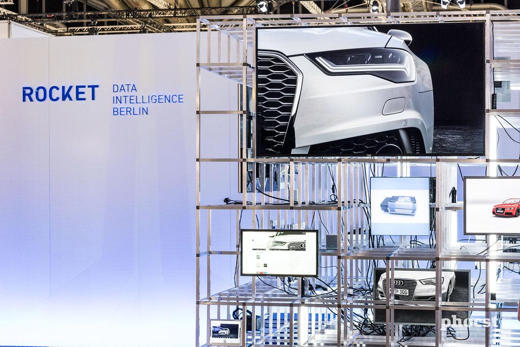 Kunde: Rocket – Data Intelligence Berlin